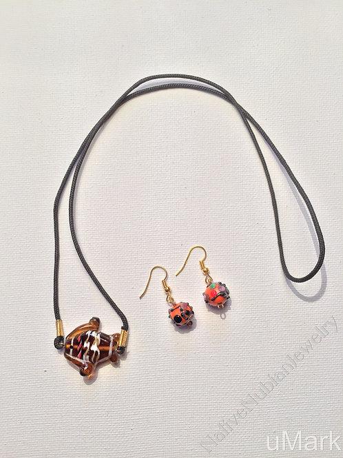 "Wunmi- 22"" Necklace Set"