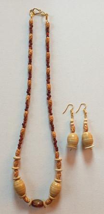 Masego Necklace Set $25