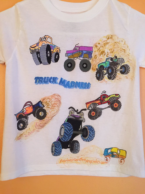 Order Your Child a Monster Truck (Pic. is Sample)