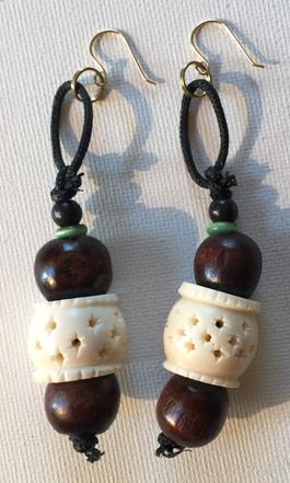 Uduemelue Earrings $23