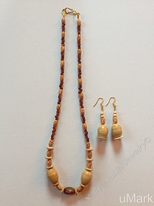 "Masego- 23 1/2"" Necklace Set"