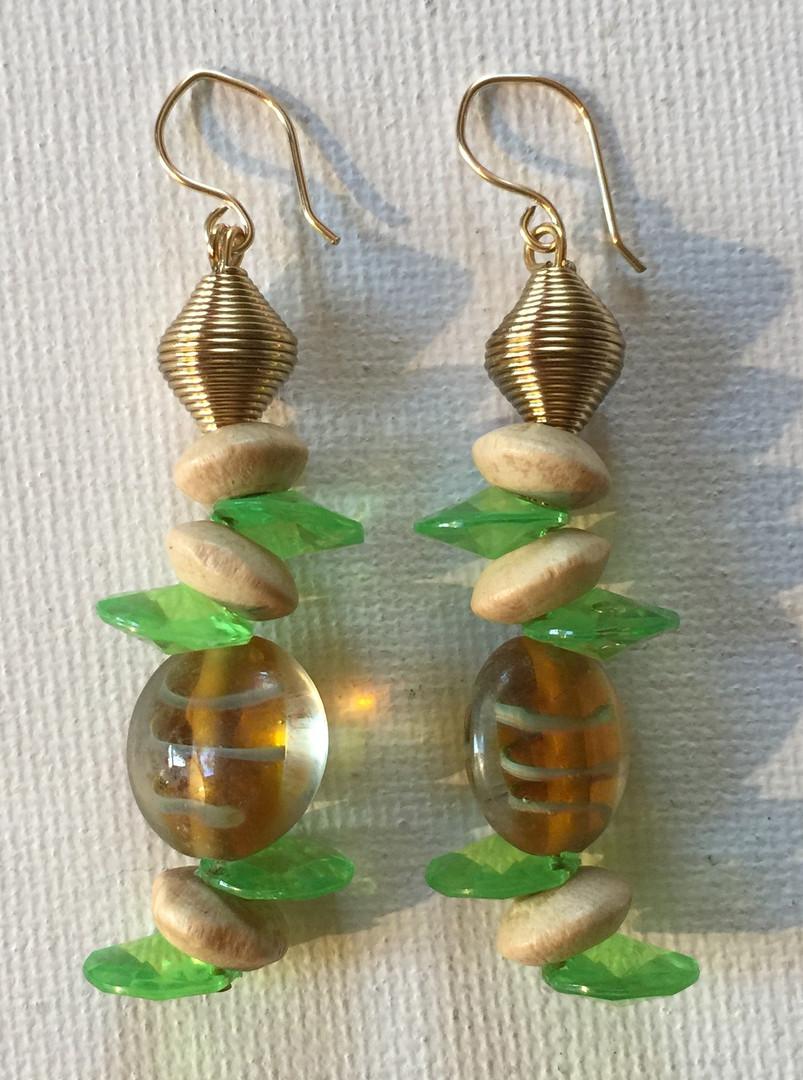 Alheri Earrings $23
