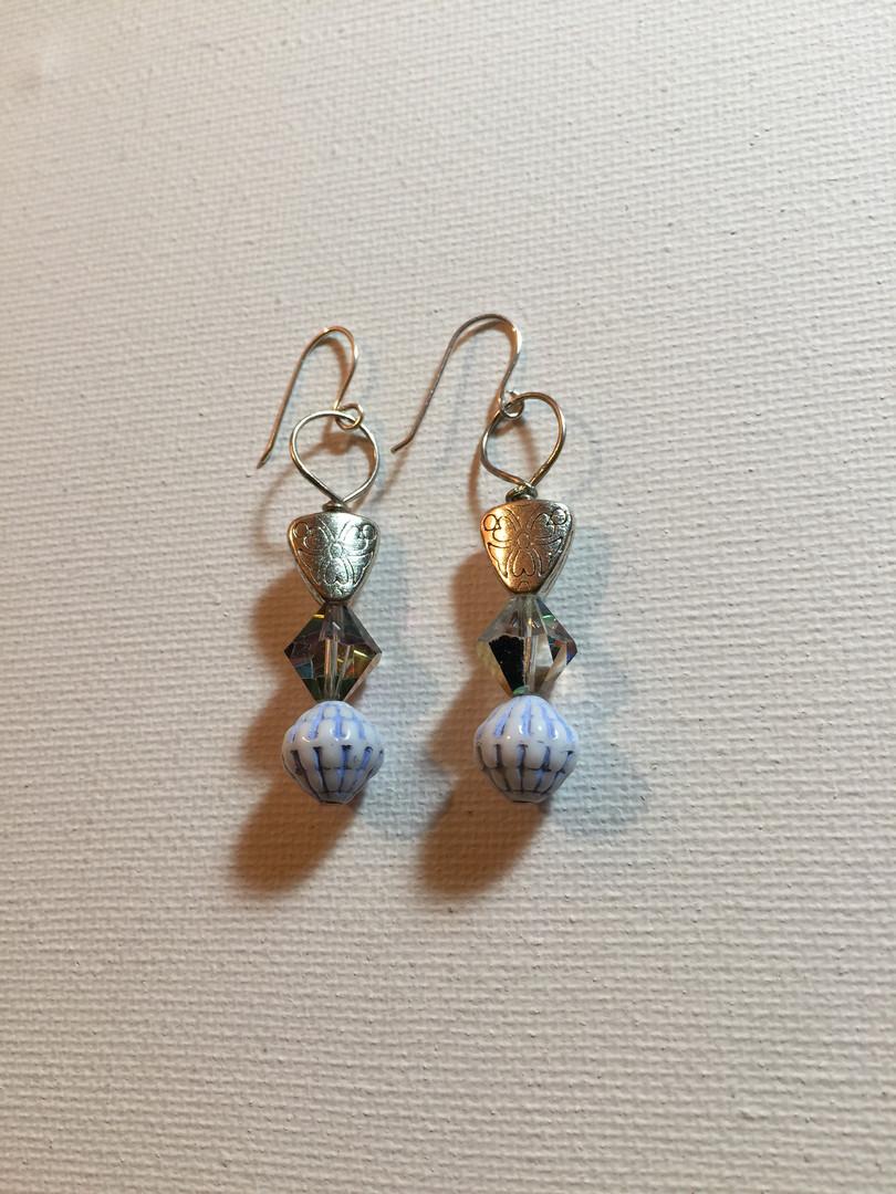 Mbizi Earrings $10.00