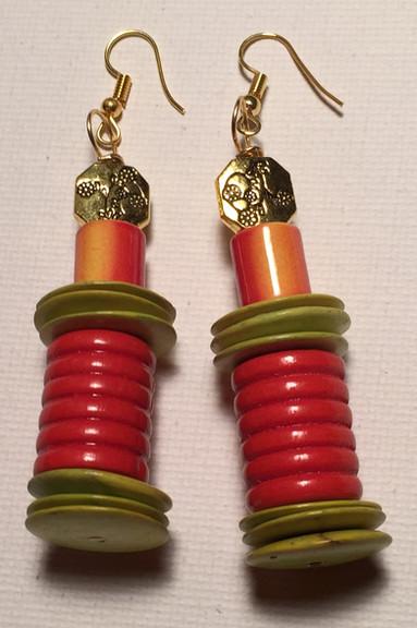 Kamsichu Earrings $23