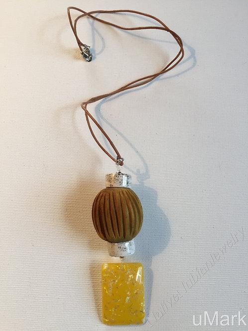 """Abayomi- 23 1/2"""" Necklace"""