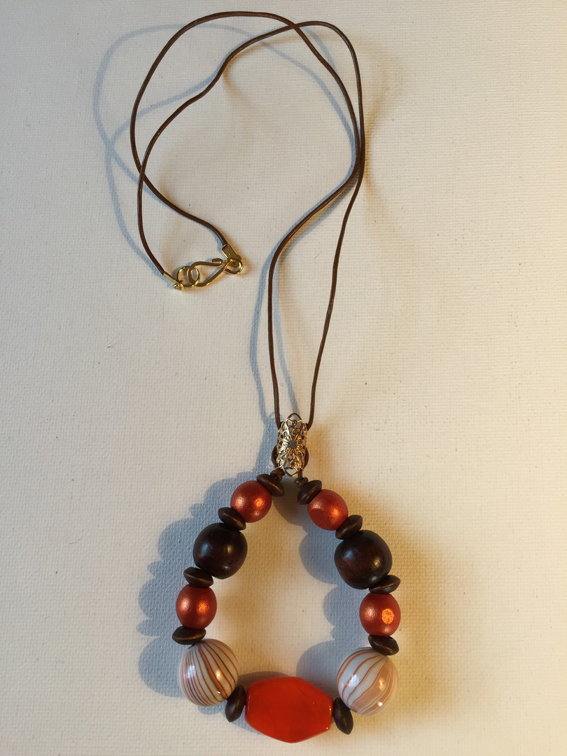 Zhenga Necklace $20
