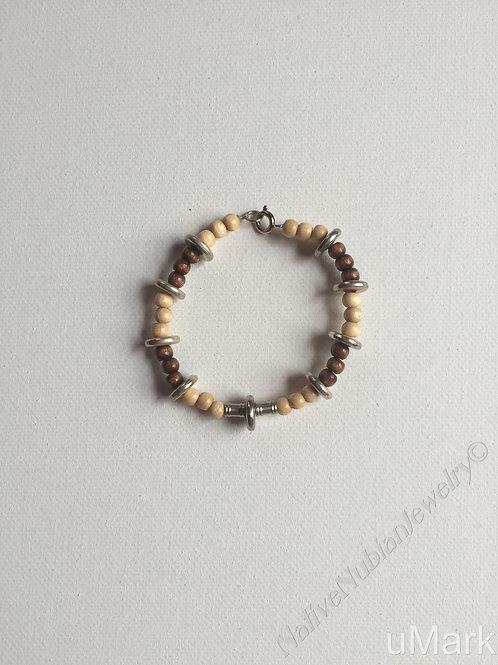 """Jamila- 7"""" Wrist Bracelet (female)"""