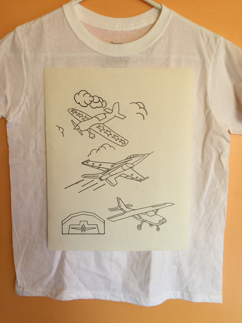 15- Airplanes