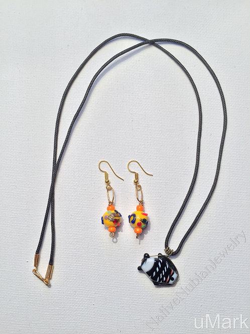 """Ndi- 22"""" Necklace Set"""