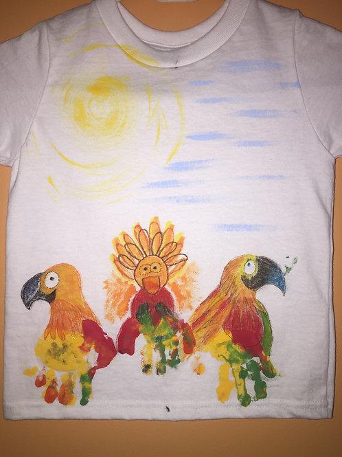 Parrots Tee