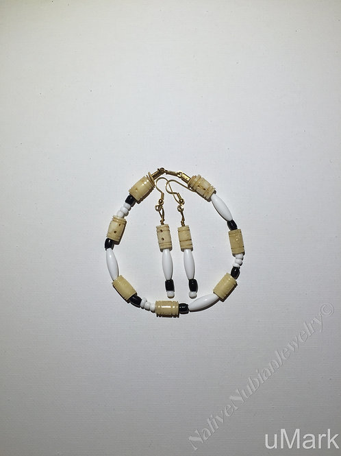 """Titilayo- 10"""" Ankle Bracelet Set"""