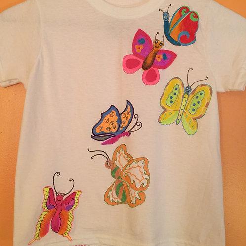 Butterflies Tee