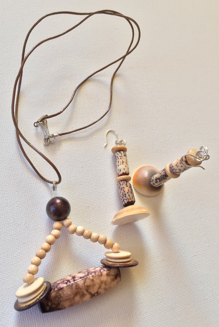 Folami Necklace Set $30