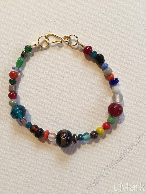 "Mirembe- 9 1/2"" Ankle Bracelet (female)"