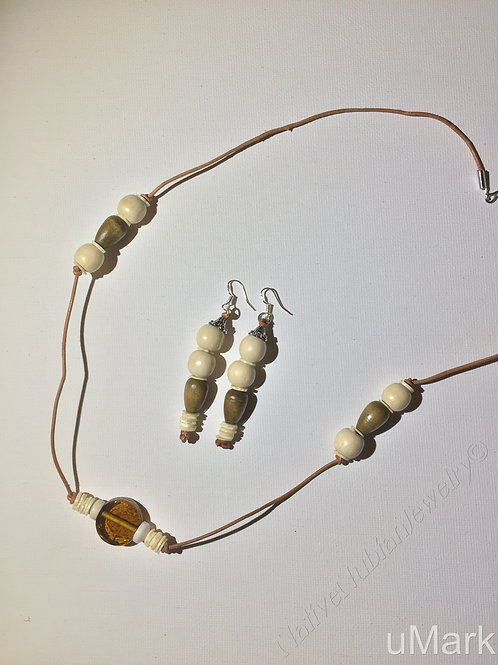 """Sola- 25"""" Necklace Set"""