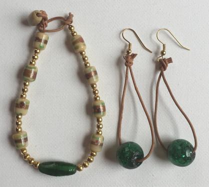 Ifenkili Ankle Bracelet Set $25