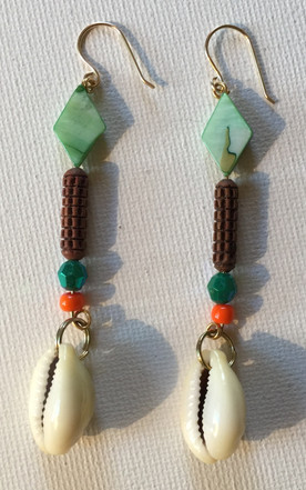 Sarauniya Earrings $23