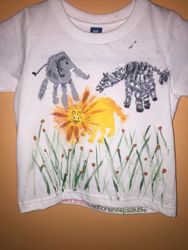 16- Animal Hand Paint