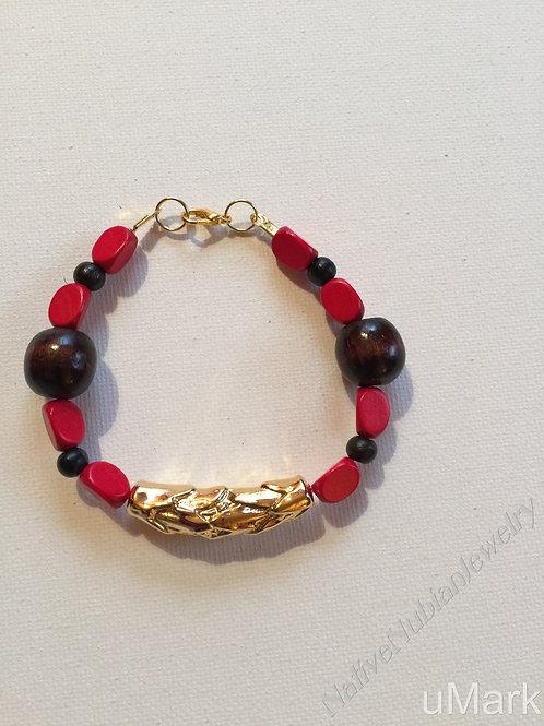 """Desta- 9"""" Ankle Bracelet (female)"""
