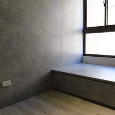 清水模系統板牆