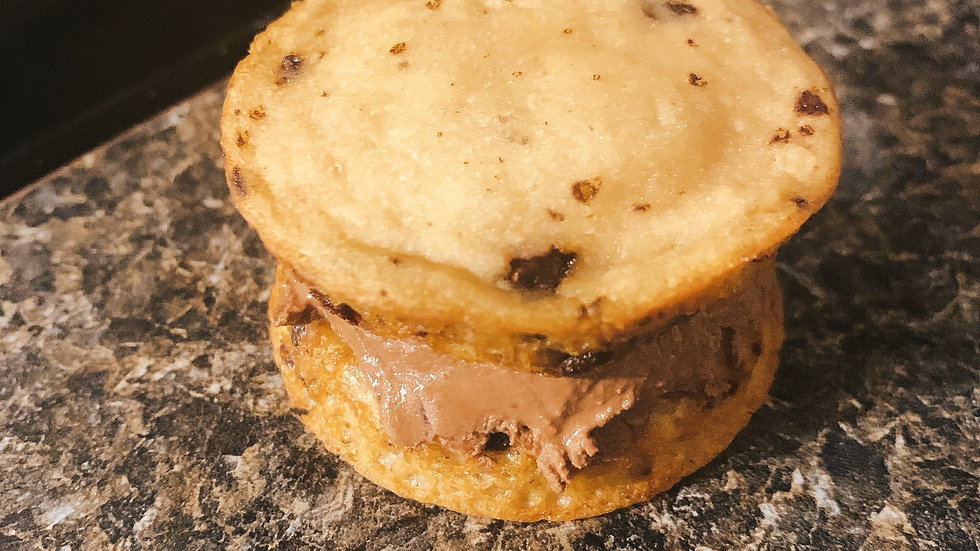 Mini Muffin Top Whoopie Pies
