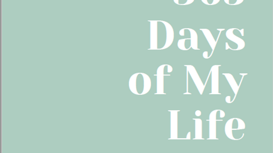 365 Days of Your Life EBook