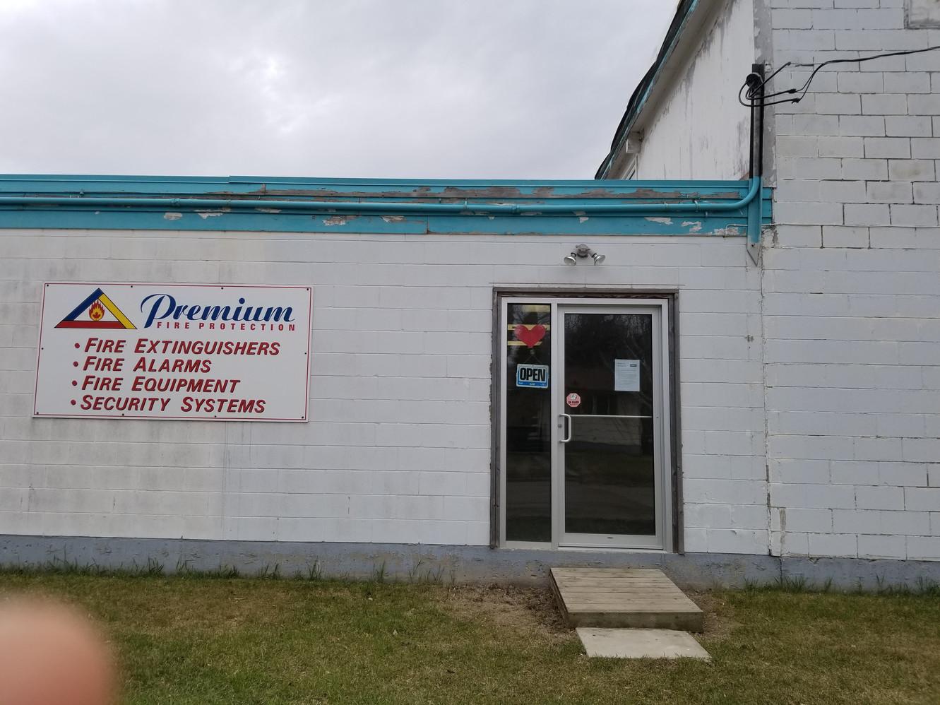 Premium Fire Yorkton Office