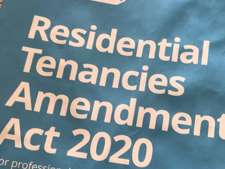 RTA Amendments Act only days away
