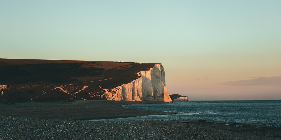 The Seven Sisters for Easter - Seaford to Eastbourne