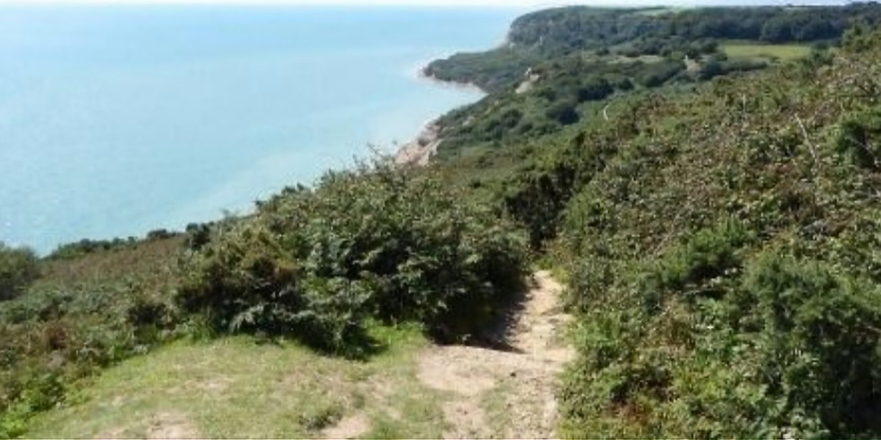 SOLD OUT Hastings to Rye - Sea, countryside and waterfall - 17 miles