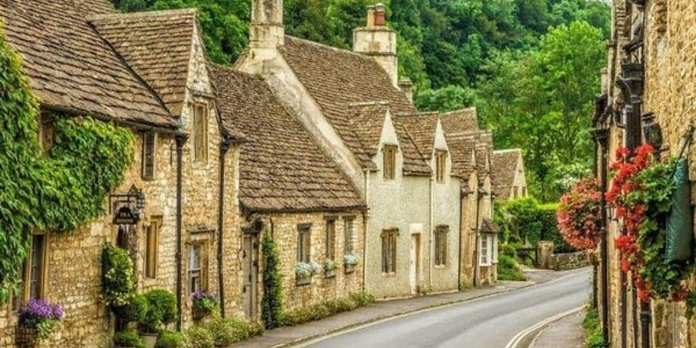 NEW TRIP! Castlecombe and South Cotswold - Fairytale Villages (1)