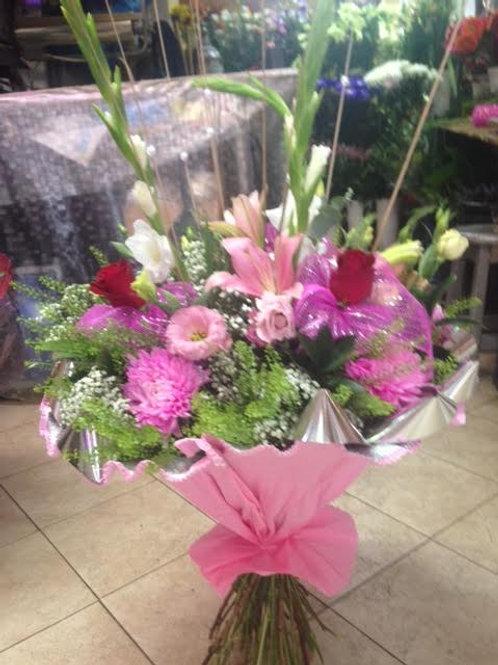 זר פרחים מס' 40
