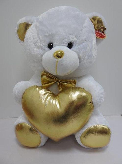 דובי לבן זהב