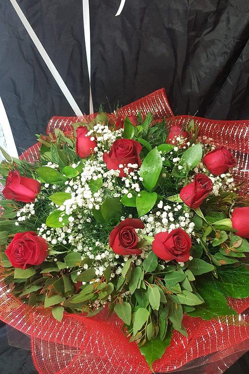 זר פרחים מס' 34