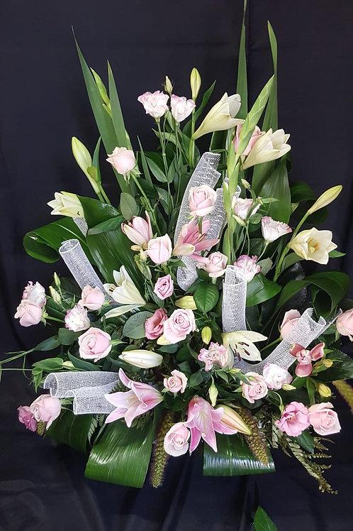 סידור פרחים מס' 77