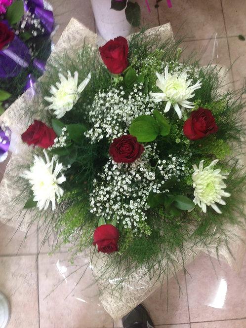 זר פרחים מס' 14