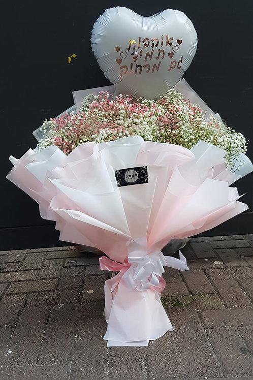 זר פרחים מס' 46