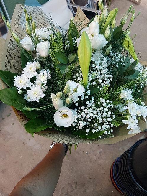 זר פרחים - מס' 3