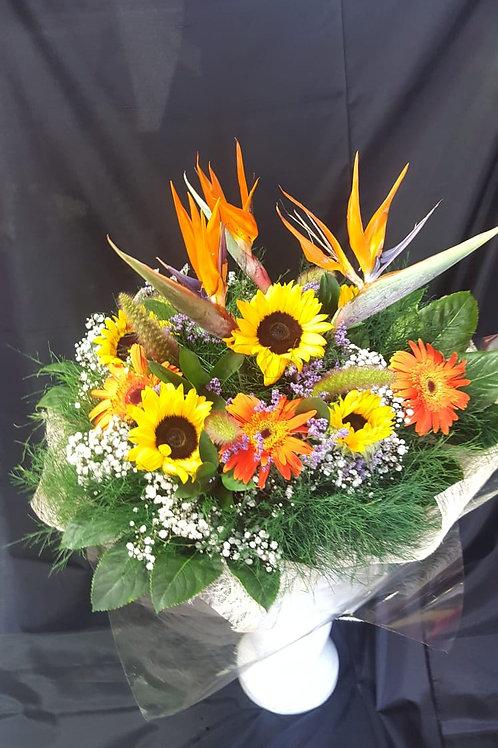 זר פרחים מס' 20