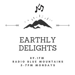 Earthly Delights with Meg Benson on 89.1FM