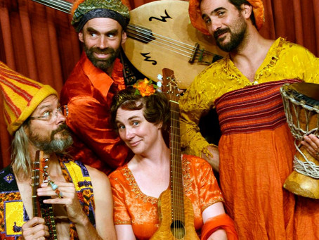 Be entertained with100% Gourd instruments this Thursday