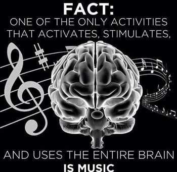 We knew it! Music benefits our health!