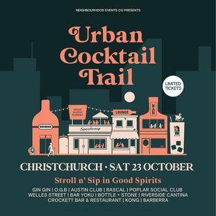 Urban Cocktail Trail