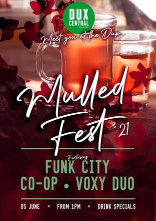 Mulled Fest '21 | 5 June