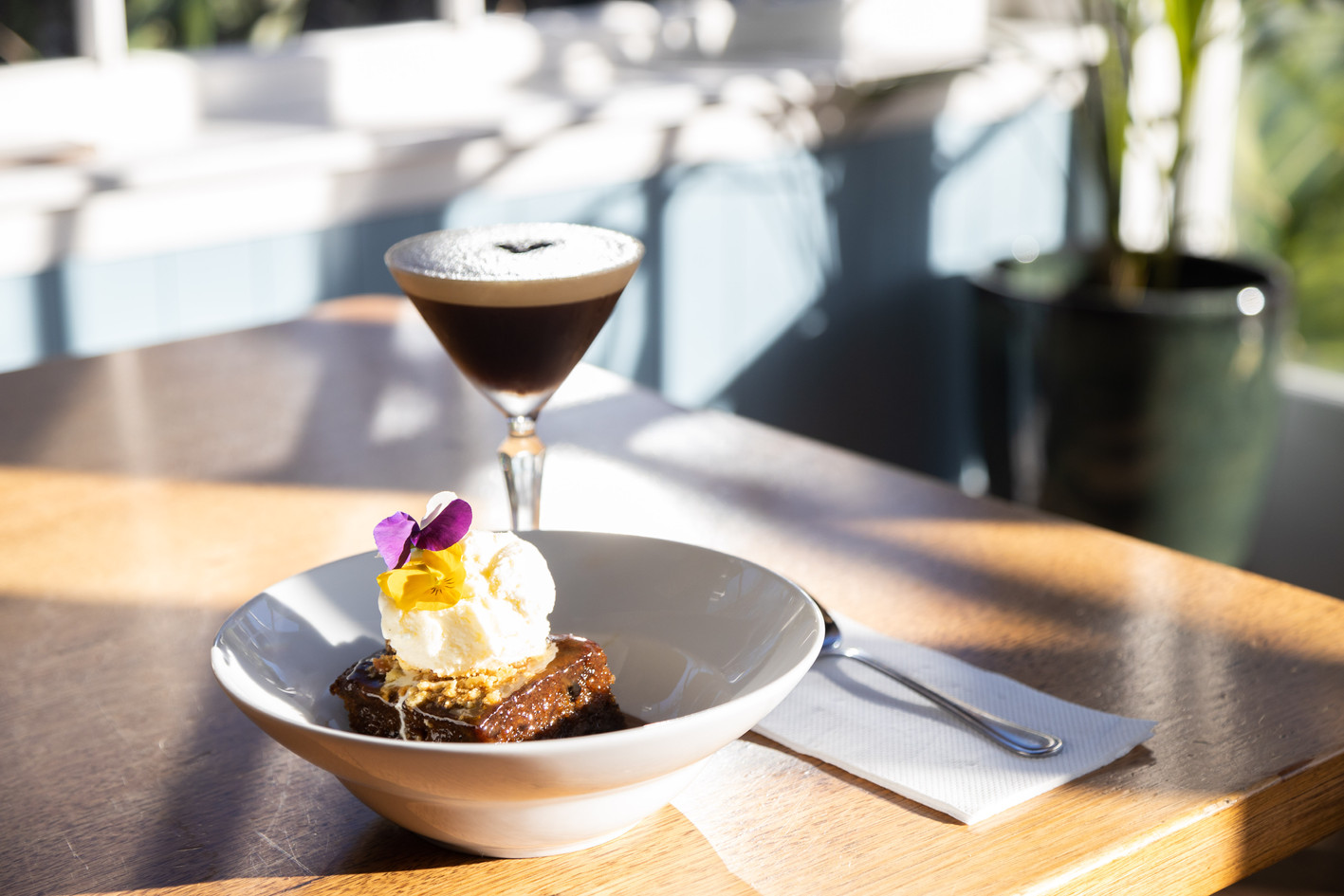 Dessert & Espresso Martinis!