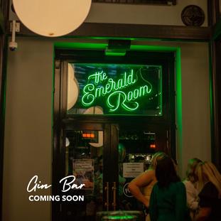 Emerald Room Gin Bar