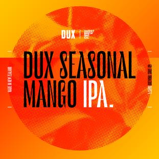 Dux Seasonal Beer!