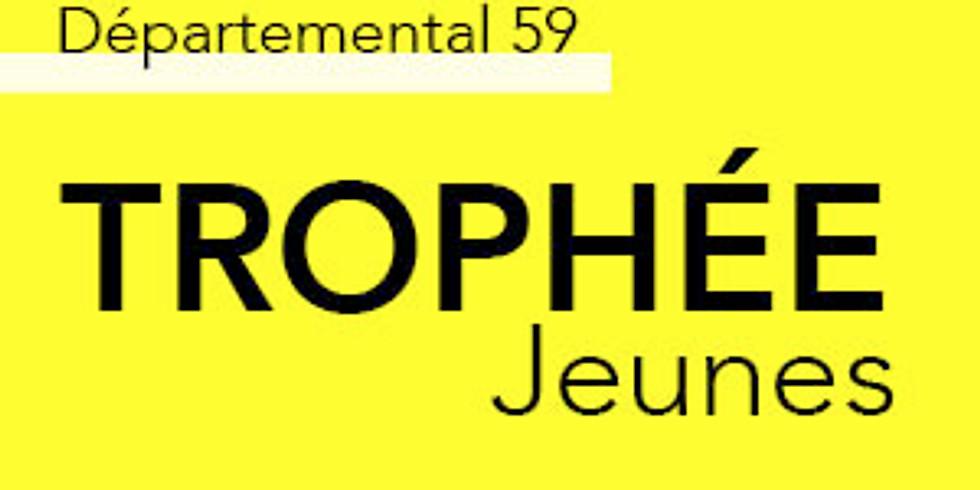 TROPHEE JEUNES poussin benjamin  | Coudekerque