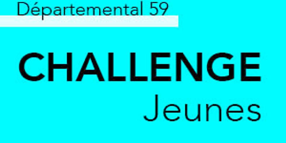 CHALLENGE / Poussin_cadet_junior (Hem) / coach Célia