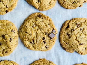 The Best Plant-Based Chocolate Chip Cookies